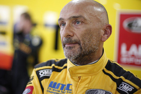Tarquini set for race outing at Knockhill Super Touring Festival event