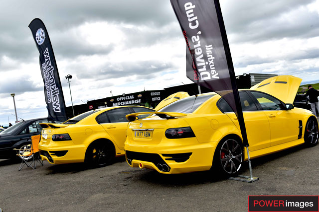 Vauxhall Live Show and Trackday 2017