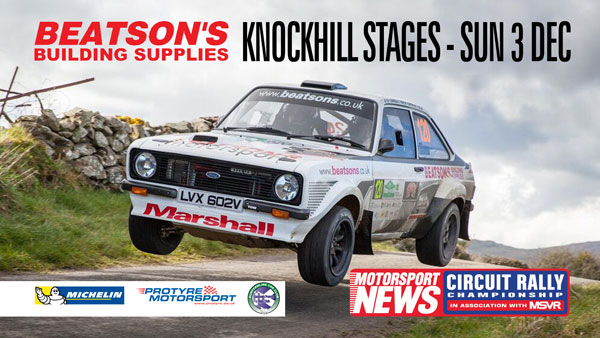 Beatson's Building Supplies Knockhill Stages