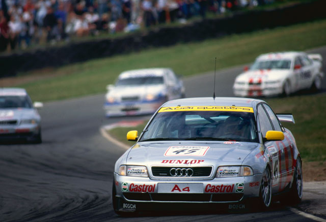 The David Leslie Super Touring Car Festival