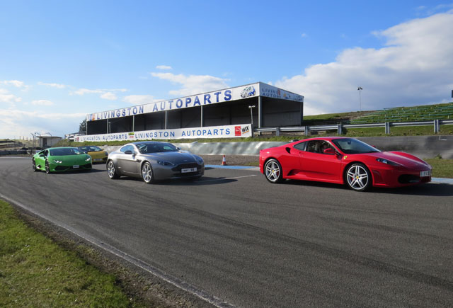 World of Supercars Show and Trackday sponsored by Autoglym