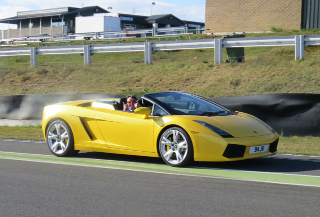 World of Supercars Track Day and Show