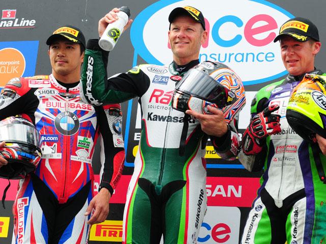 MCE British Superbike Championship