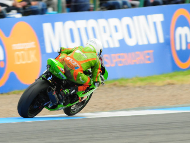 Motorpoint British Supersport Championship
