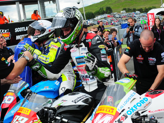 The Pirelli National Superstock 1000 Championship