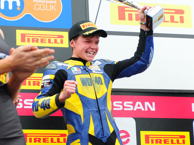 The Pirelli National Superstock 600 Championship