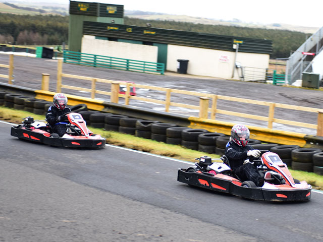 Knockhill Kids Karting Club