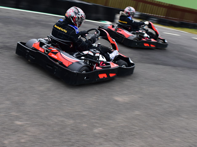 Limited Karting Availability