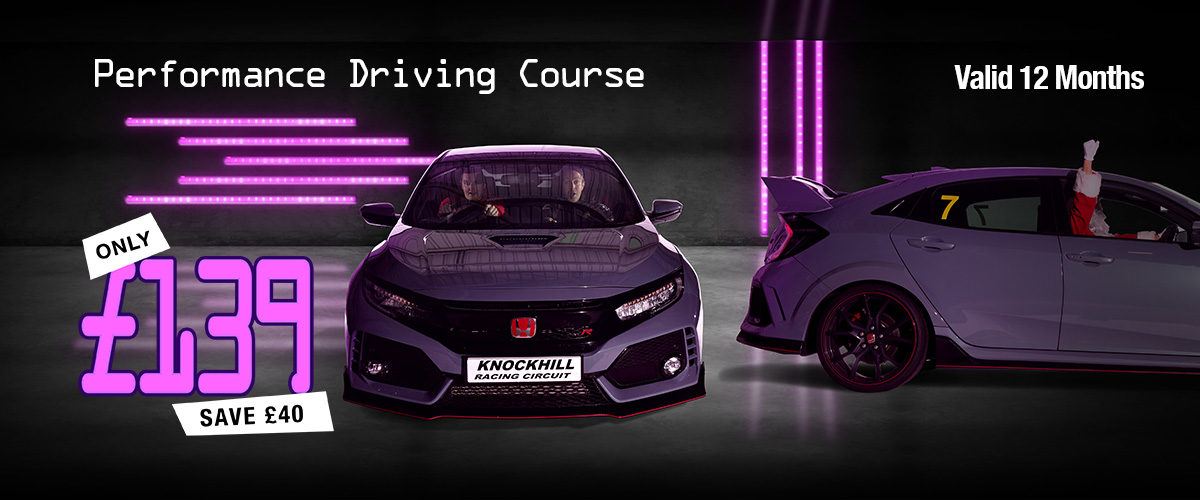 Performance Driving Course - Own Car
