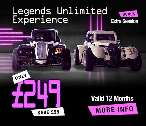Legends Unlimited with Extra Session