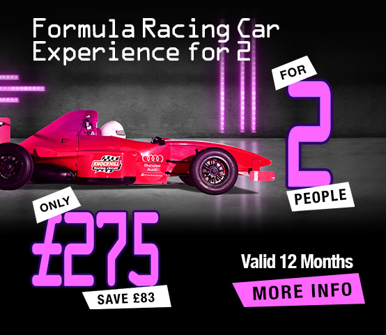 Formula Racing Car Experience for 2