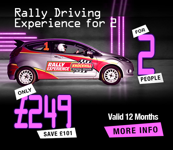 Knockhill Rally Experience for 2