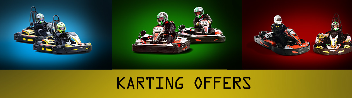 May Karting Special Offers