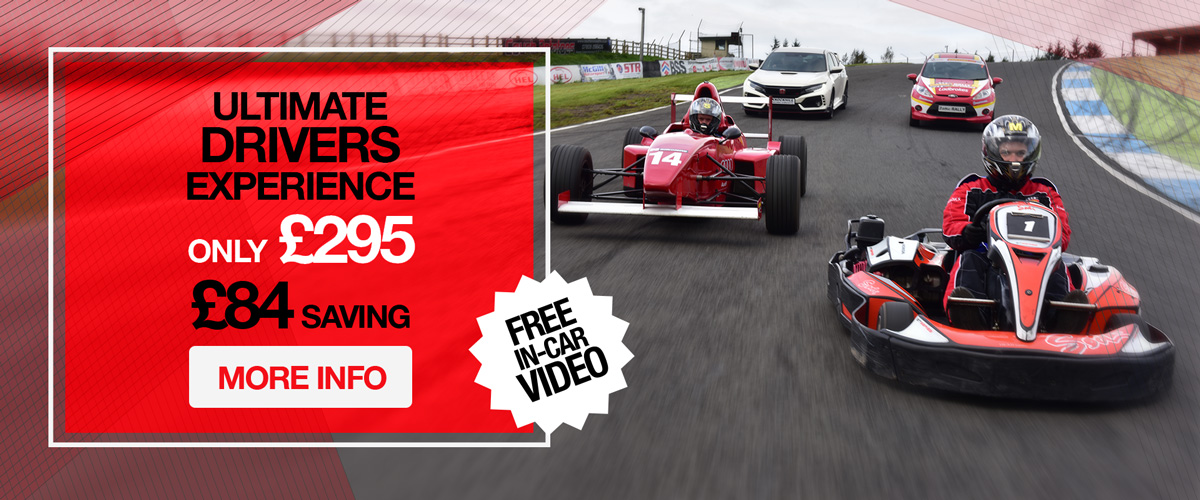 Ultimate Drivers Experience + Video + Lunch