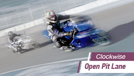 Bike Tracknight Open Session'