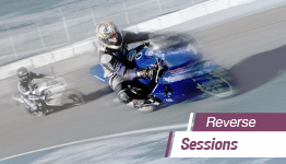Bike Tracknight (Sessions) REVERSE'