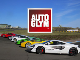 AUTOGLYM World of Supercars
