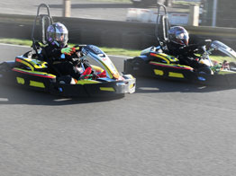Kids Karting Sessions - Various times