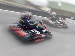 Karting Available Today