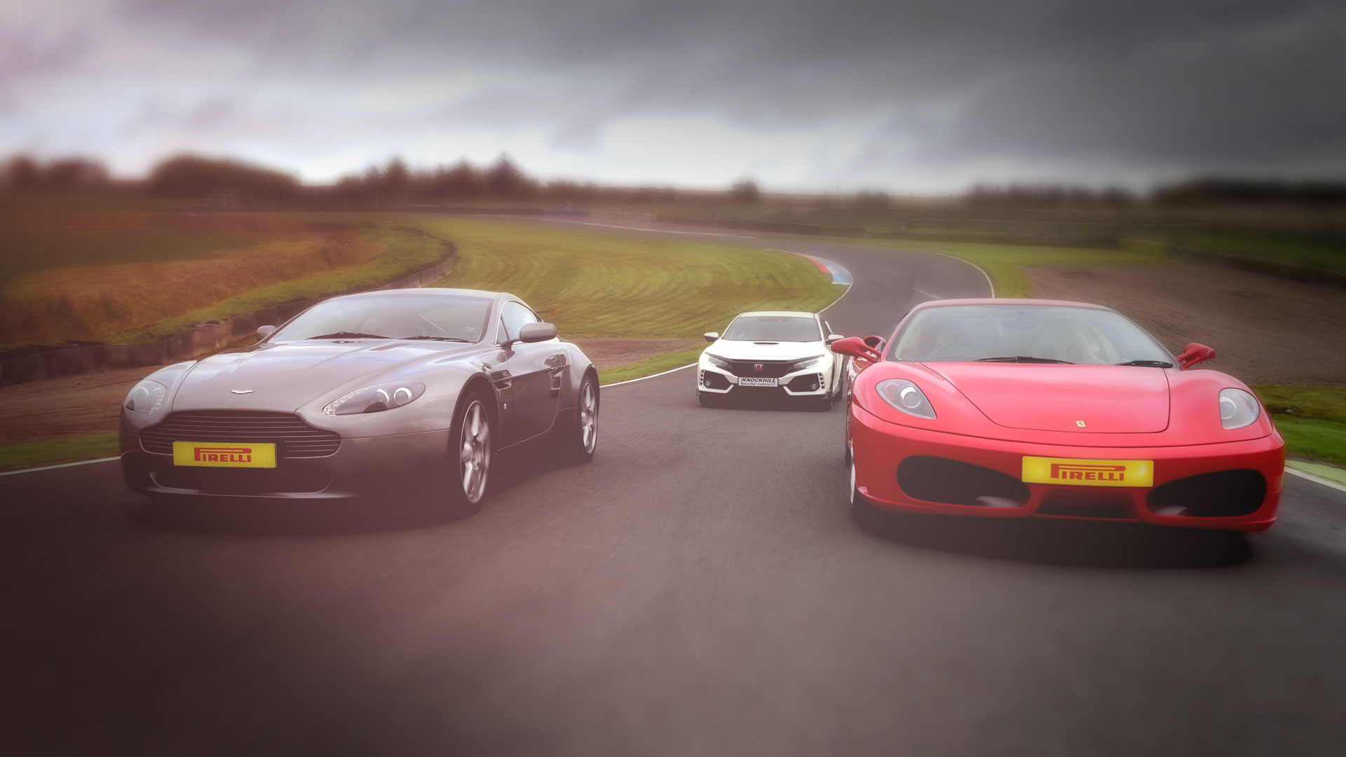Fast Car Driving Experience Scotland
