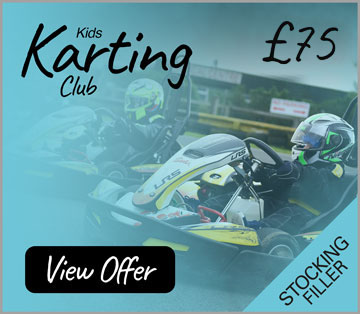 Kids Karting Club Special Offer