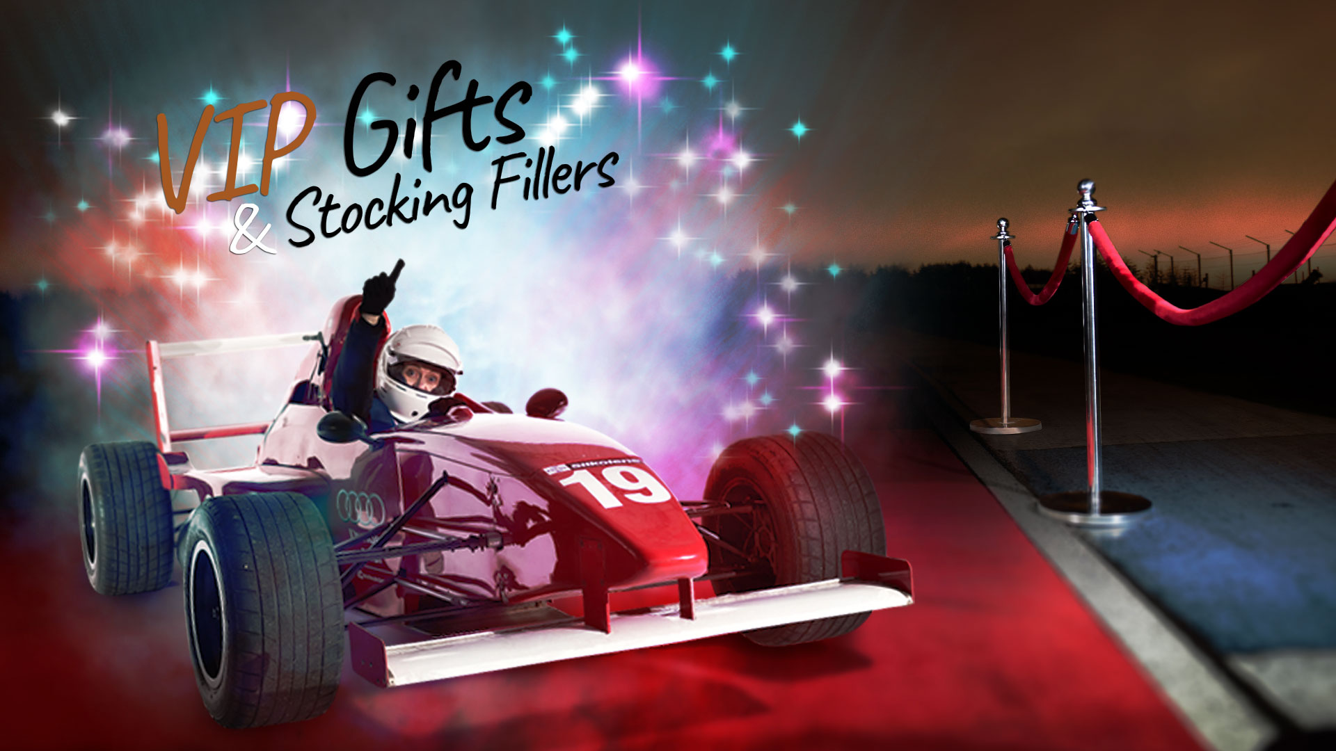 VIP Christmas Promotions with Stocking Fillers