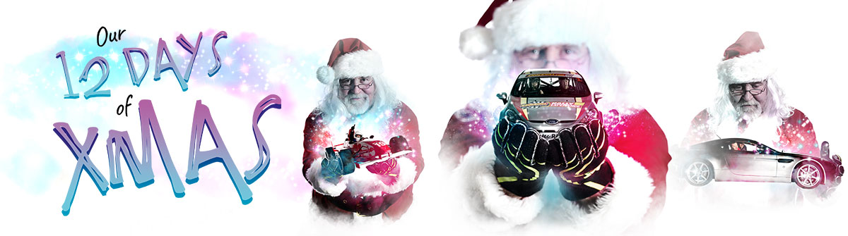 Christmas Gift Ideas from Knockhill Racing Circuit