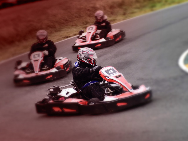 Group Karting Activities