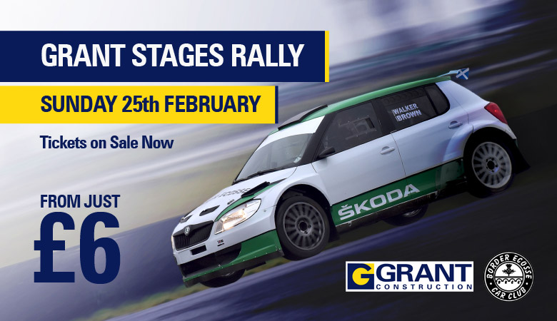 Grant Contruction Rally Stages