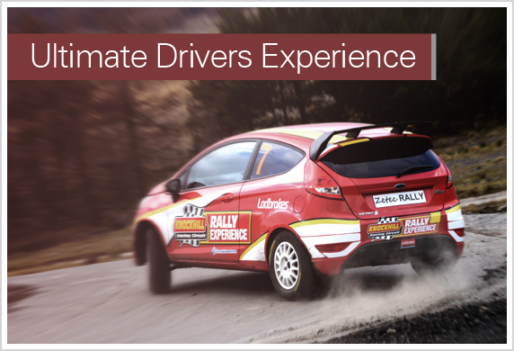 Ultimate Drivers Experience