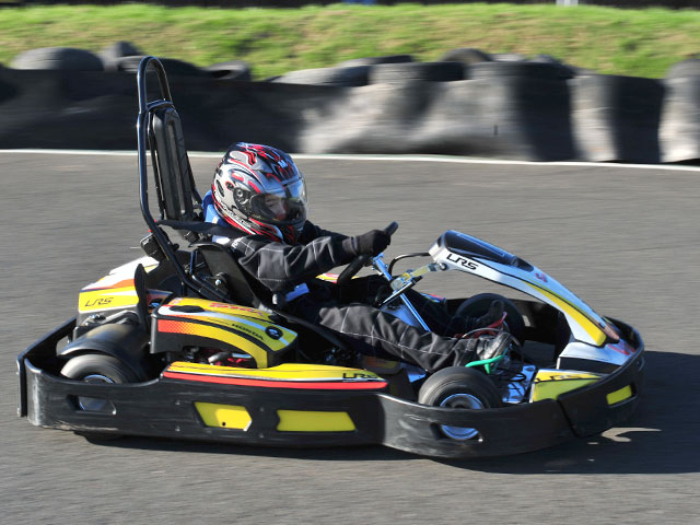 Kids and Junior Karting | Kids karting events at Knockhill