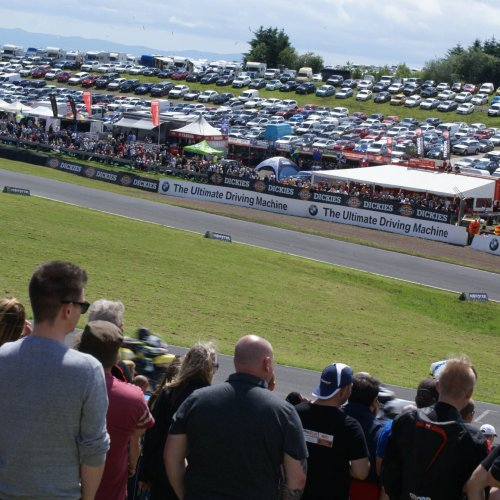 Essential Information for your visit to Knockhill Racecourse