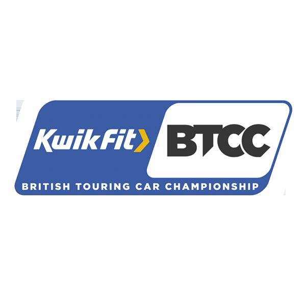 2022 Kwik Fit British Touring Car Championship Logo