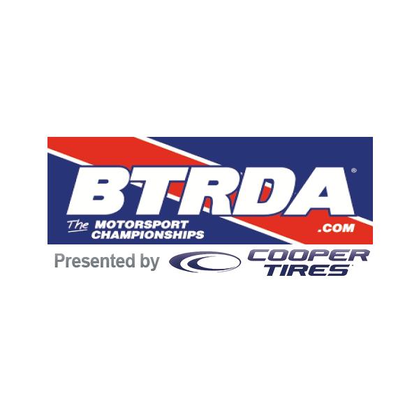 BTRDA Rallycross Logo
