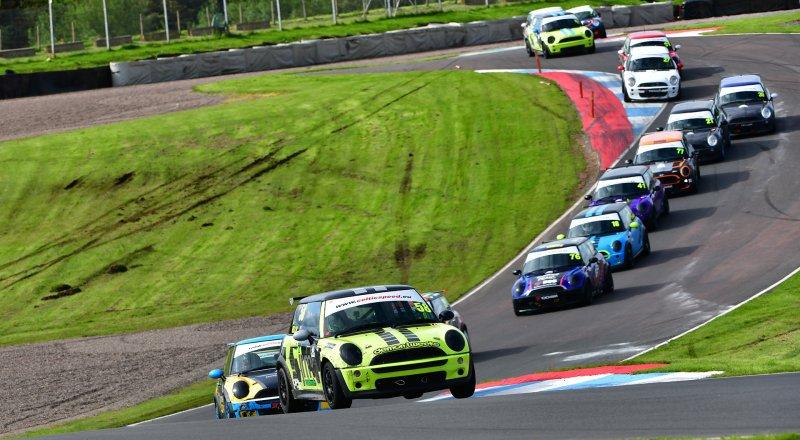 Scottish Car Racing at Knockhill