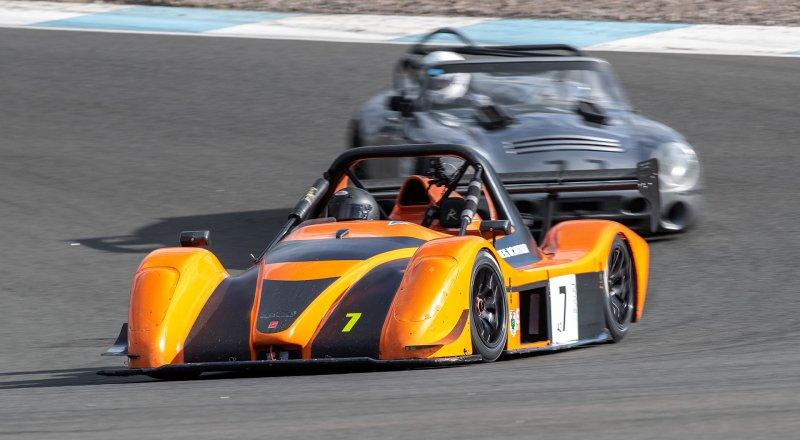 Super Lap Scotland & Mod Sports racing at Knockhill