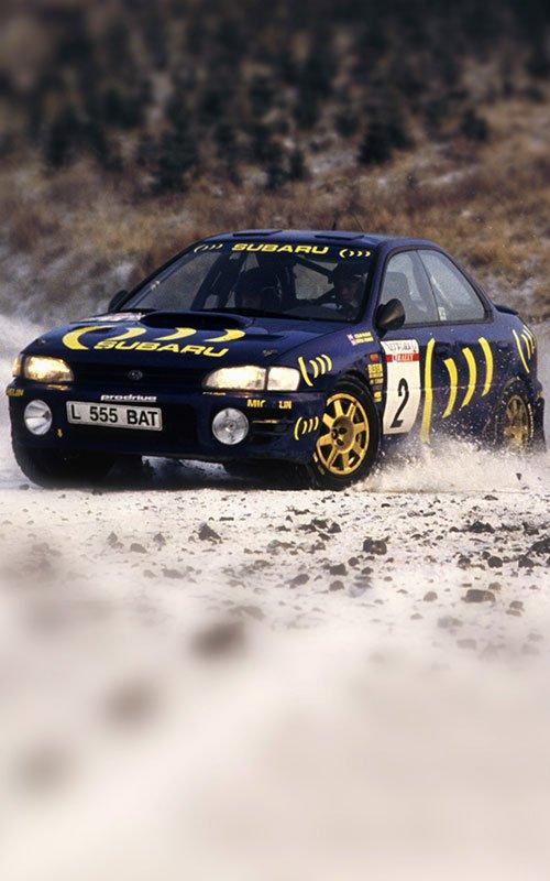 McRae Rally Challenge