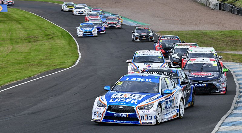 British Touring Cars at Knockhill - Book Tickets Now