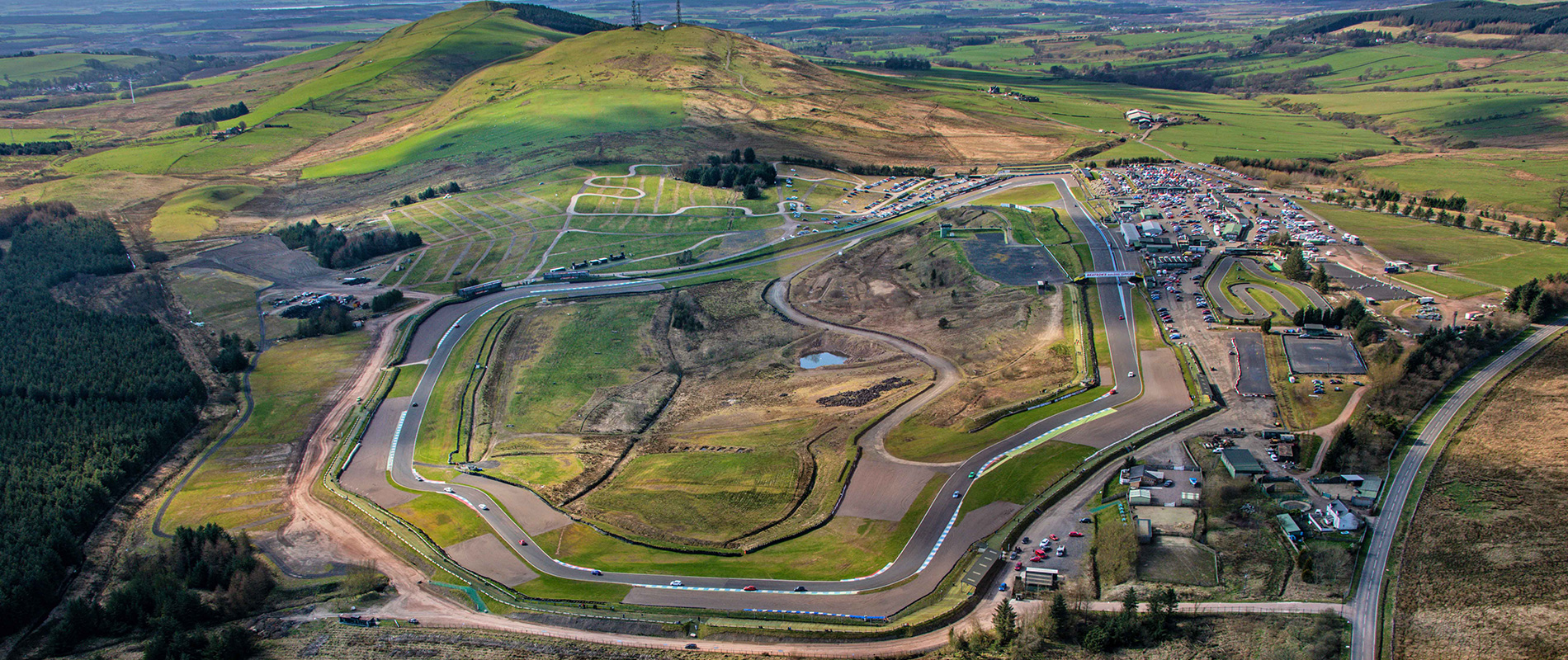 Knockhill Racing Circuit venue picture