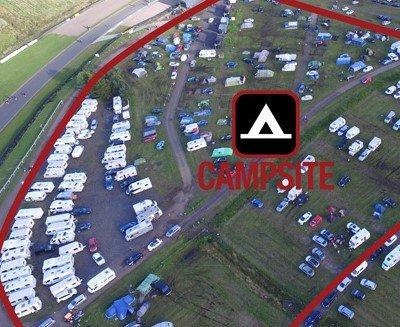 Camping at Knockhill