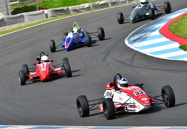 Scottish Championship Car Racing Image 5