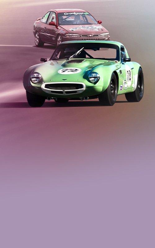 Classic Sports Car Club Racing