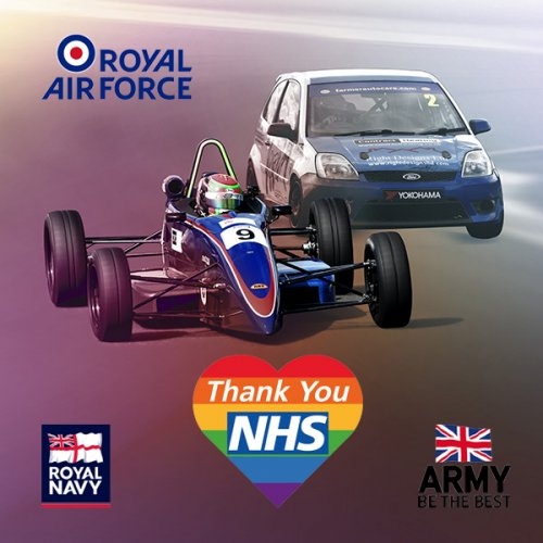 SMRC Racing - Armed Forces / NHS Appreciation Day
