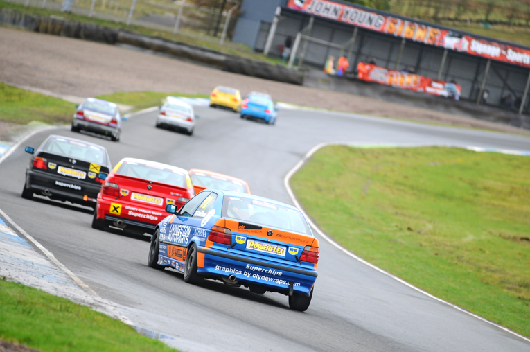 BMW Compact Cup action from April