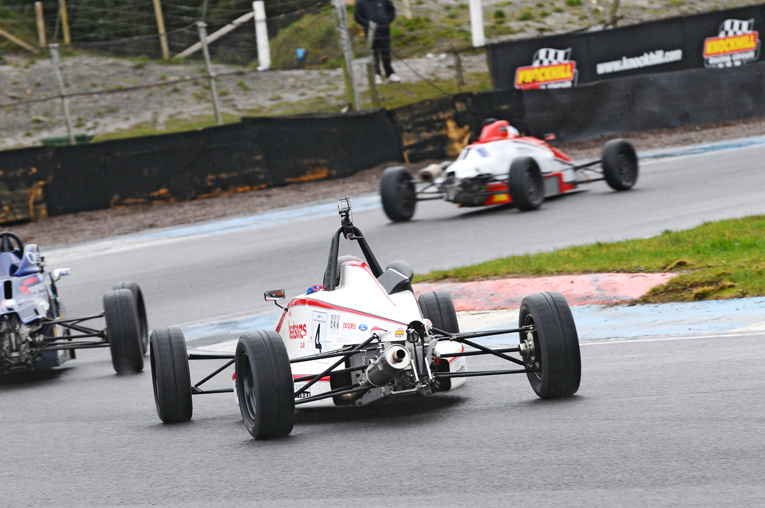 Scottish Formula Ford action from April