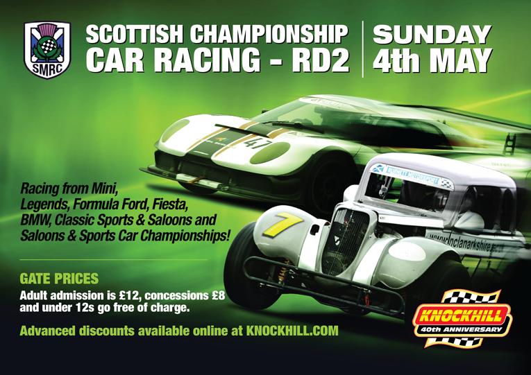 SMRC Car Racing this weekend
