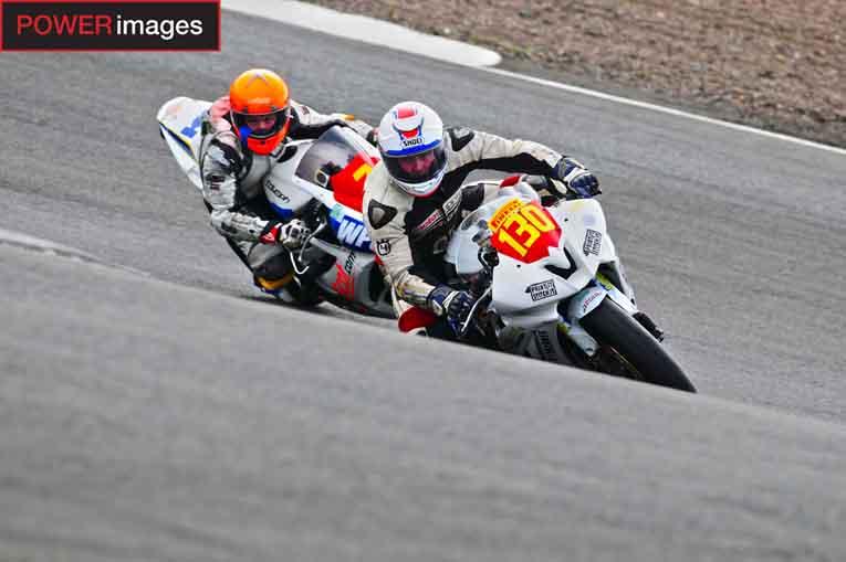 Douglas Cunningham - KMSC Skinner Motorcycles Superstock 600 Champion