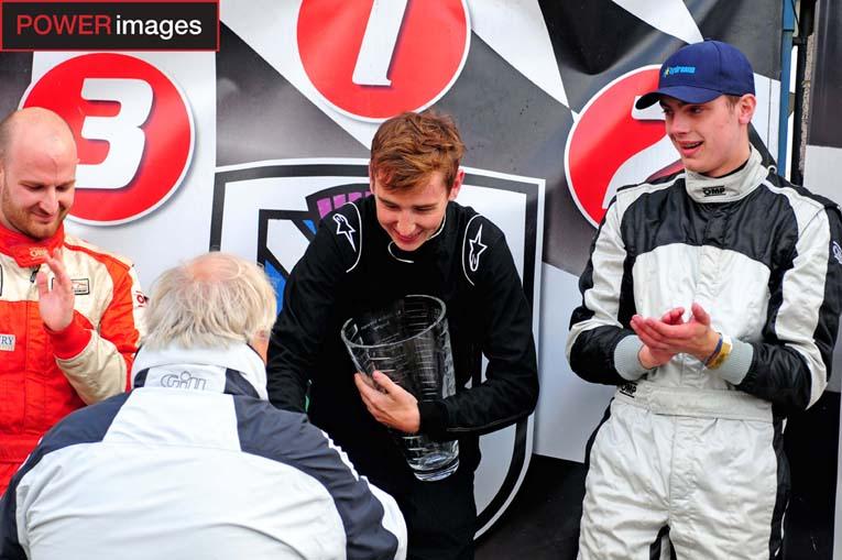 Haggerty wins David Leslie Trophy Race