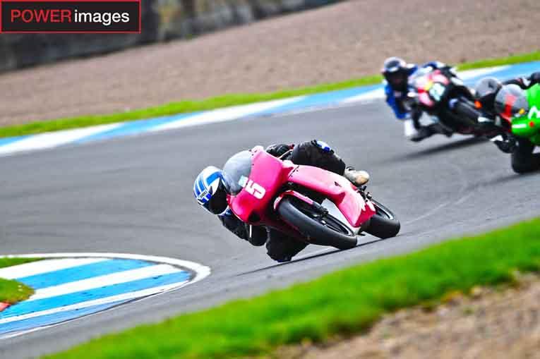 Gillian McGaw - KMSC F125 & GP125 Champion