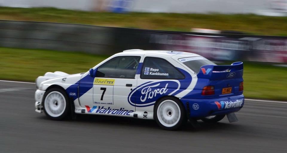 ford wrc escort